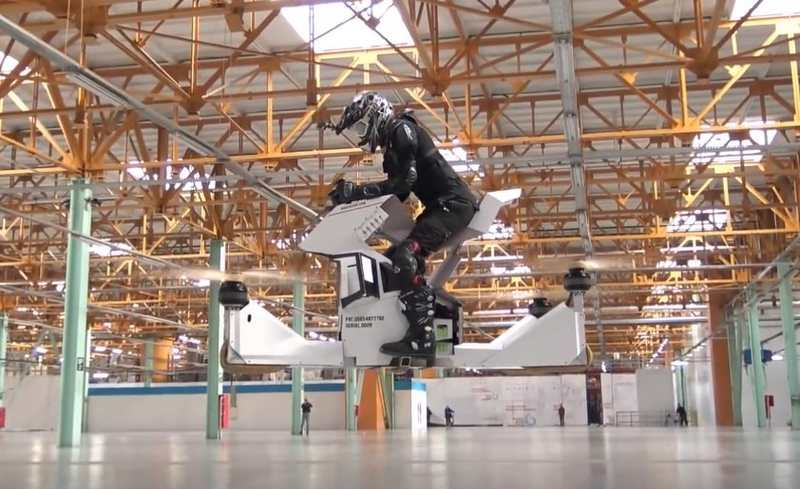 Hoverbike-Scorpion-3-first-Flight-1